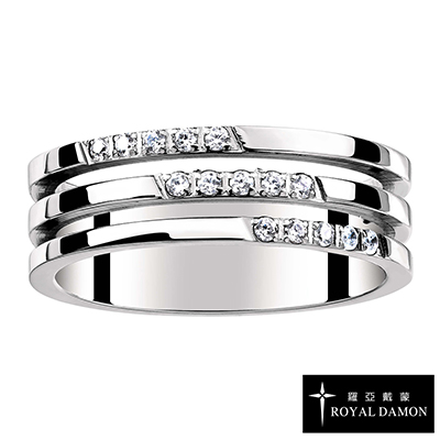 Royal-Damon羅亞戴蒙-戒指-愛的三部曲-小