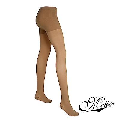 Melissa 魅莉莎 醫療級時尚彈性美腿襪─褲襪(薔薇膚)