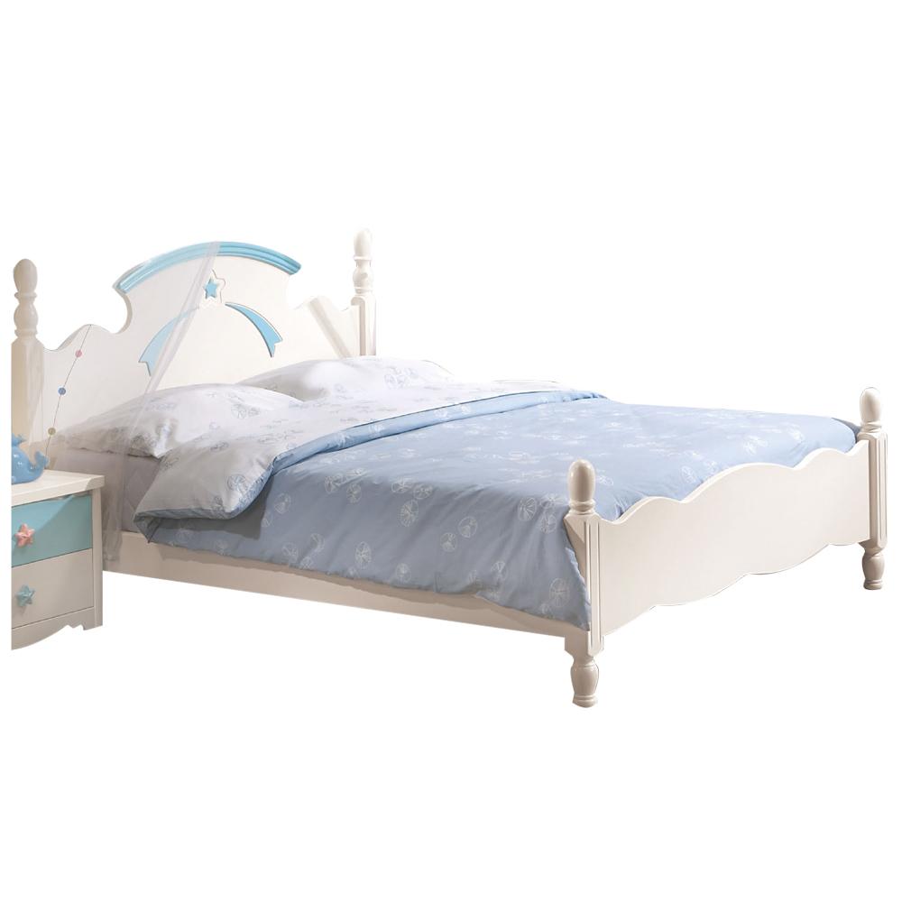 【CASA卡莎】丹尼爾3.5尺單人床(不含床墊)