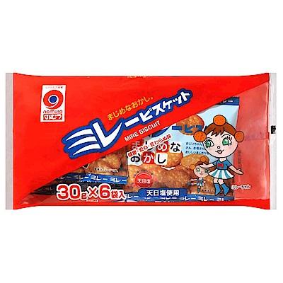 野村煎豆美樂圓餅6包入180g
