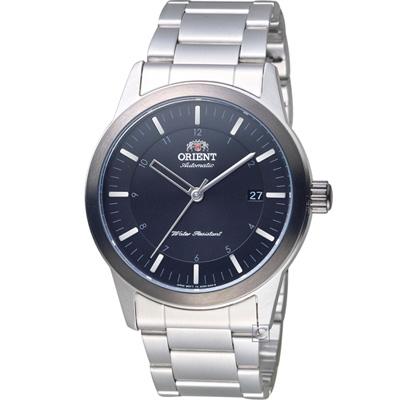 ORIENT東方錶CLASSIC系列自動上鍊機械錶(FAC05001B)-41mm