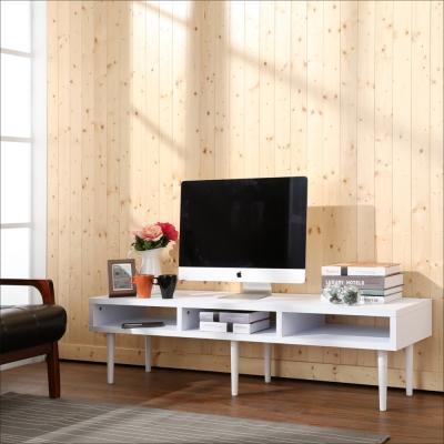 BuyJM環保低甲醛厚板5呎電視櫃(2色可選)