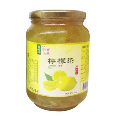 韓味不二 檸檬茶-果醬(1kg)
