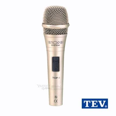 TEV TOP-I 專業舞台用有線麥克風