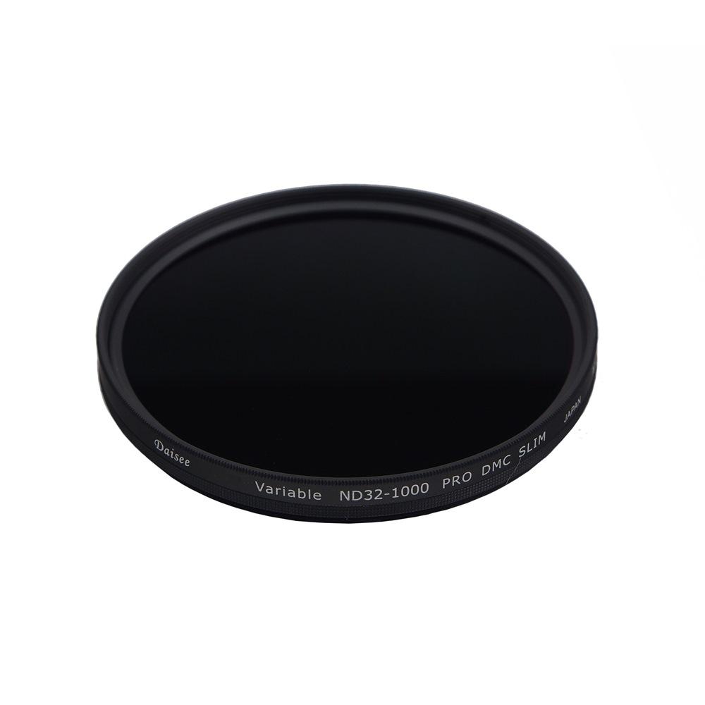 Daisee Variable ND32-1000六檔可調減光鏡82mm(公司貨)