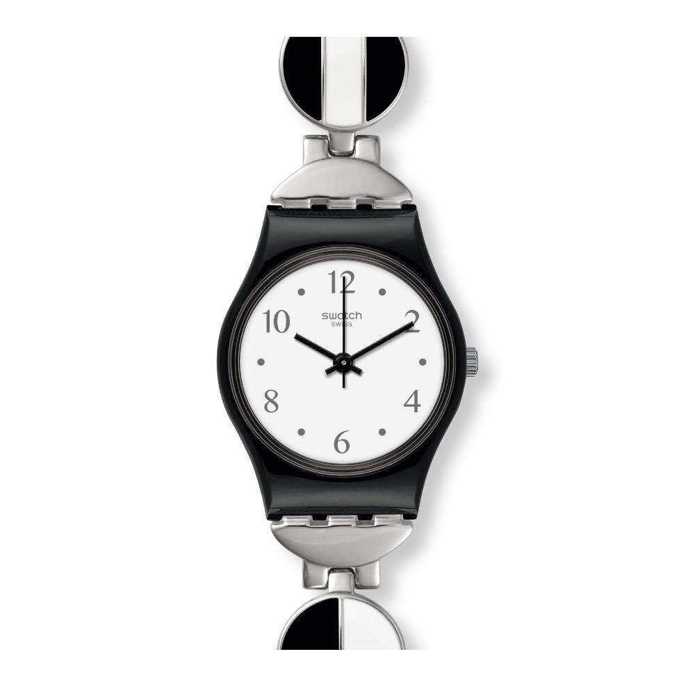Swatch 就是SWATCH BLACKINIERE 法式女孩手錶