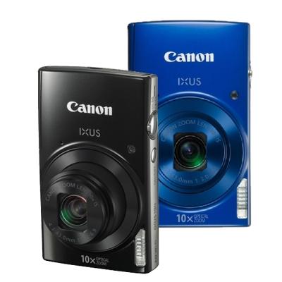 Canon IXUS 190 內建Wi-Fi/NFC時尚隨身機(公司貨)