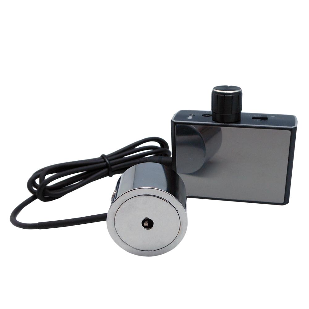 [快]【CHICHIAU】工程級專業版高靈敏度音源放大器(含錄音模組)/隔牆監聽器