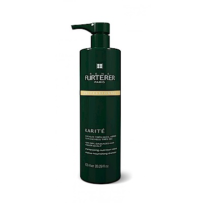 RENE FURTERER 雪亞脂極緻髮浴 600 ml(受損乾躁髮質)-快速到貨