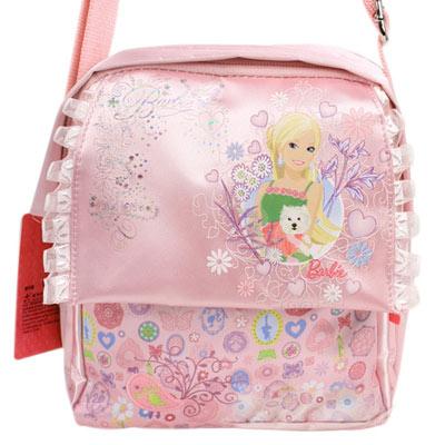 芭比Barbie-滿園花開小側背包