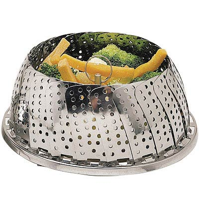 KitchenCraft 不鏽鋼蒸籃(23cm)