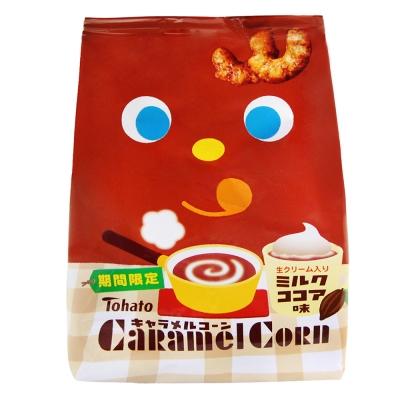 Tohato東鳩-焦糖玉米脆果-牛奶可可-75g