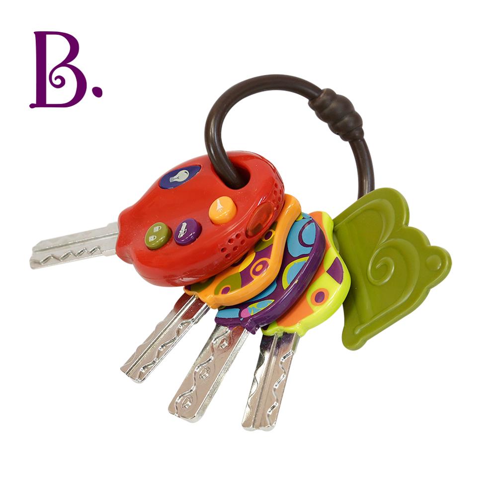 美國【B.Toys】幸運的鑰匙