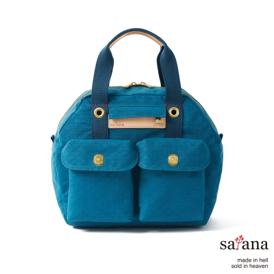 satana - 旅行後背包/保齡球包 - 深海藍