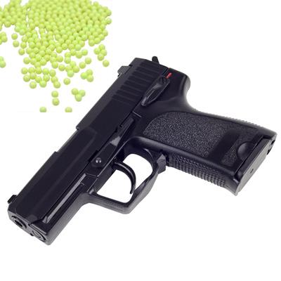 台灣製外銷版 P8加重版強力彈簧6mm手拉空氣BB槍+0.12G高精密研磨 BB彈
