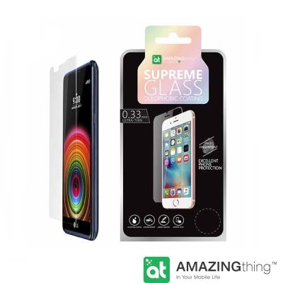 AmazingThing LG X Power 高透光強化玻璃保護貼