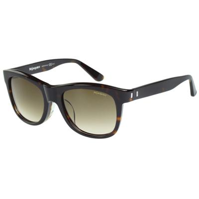 Saint Laurent Paris 時尚太陽眼鏡 (琥珀色)