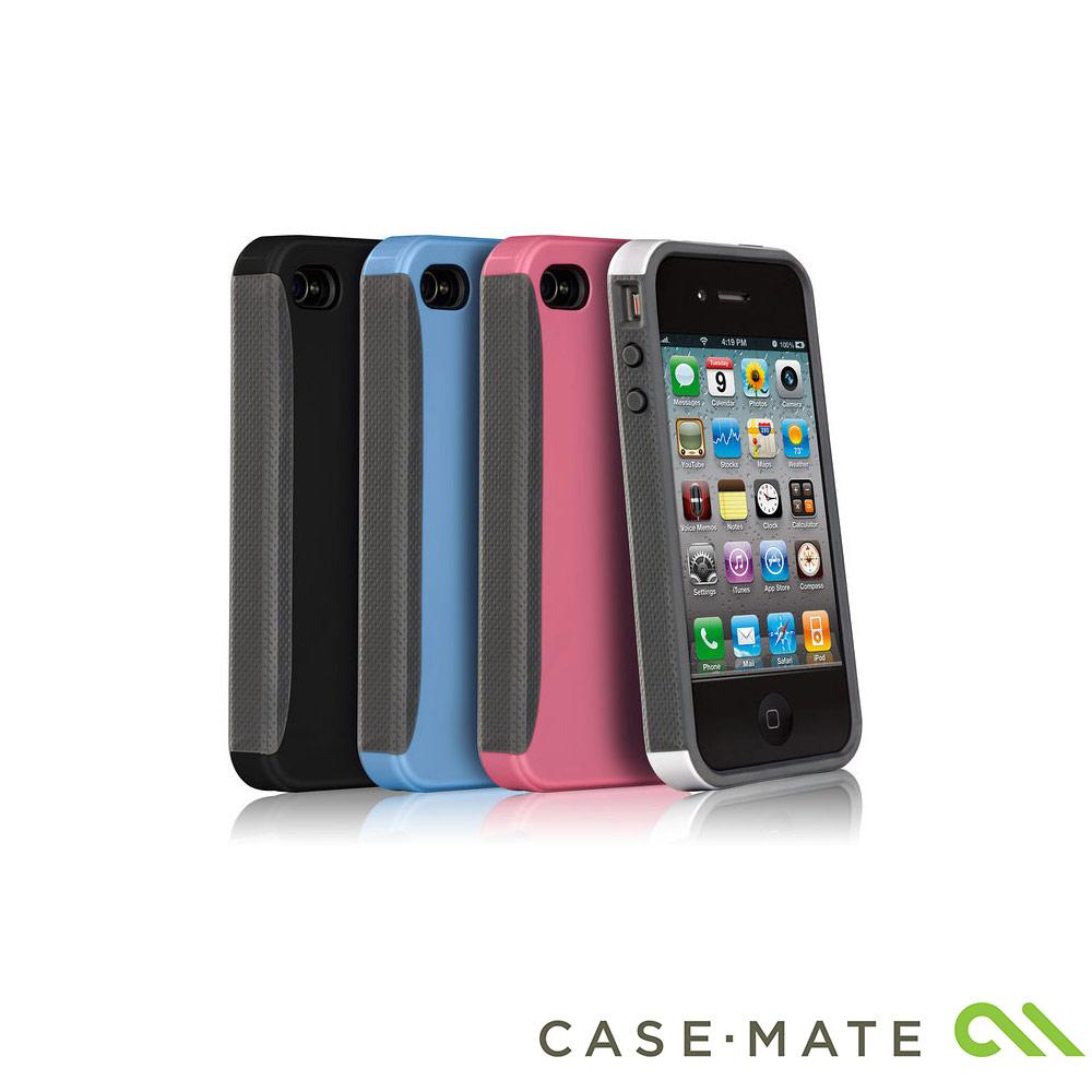 Case-Mate Apple iPhone 4 專用波普雙色保護套