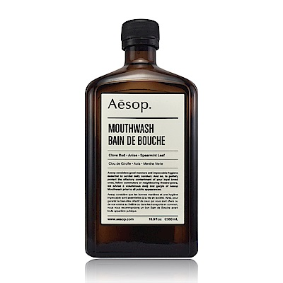 Aesop 漱口水 500ml