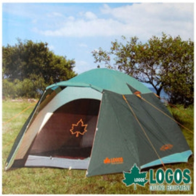 【日本LOGOS】綠楓270FR-IZ帳-台灣限定版 71801724TWG 露營帳篷