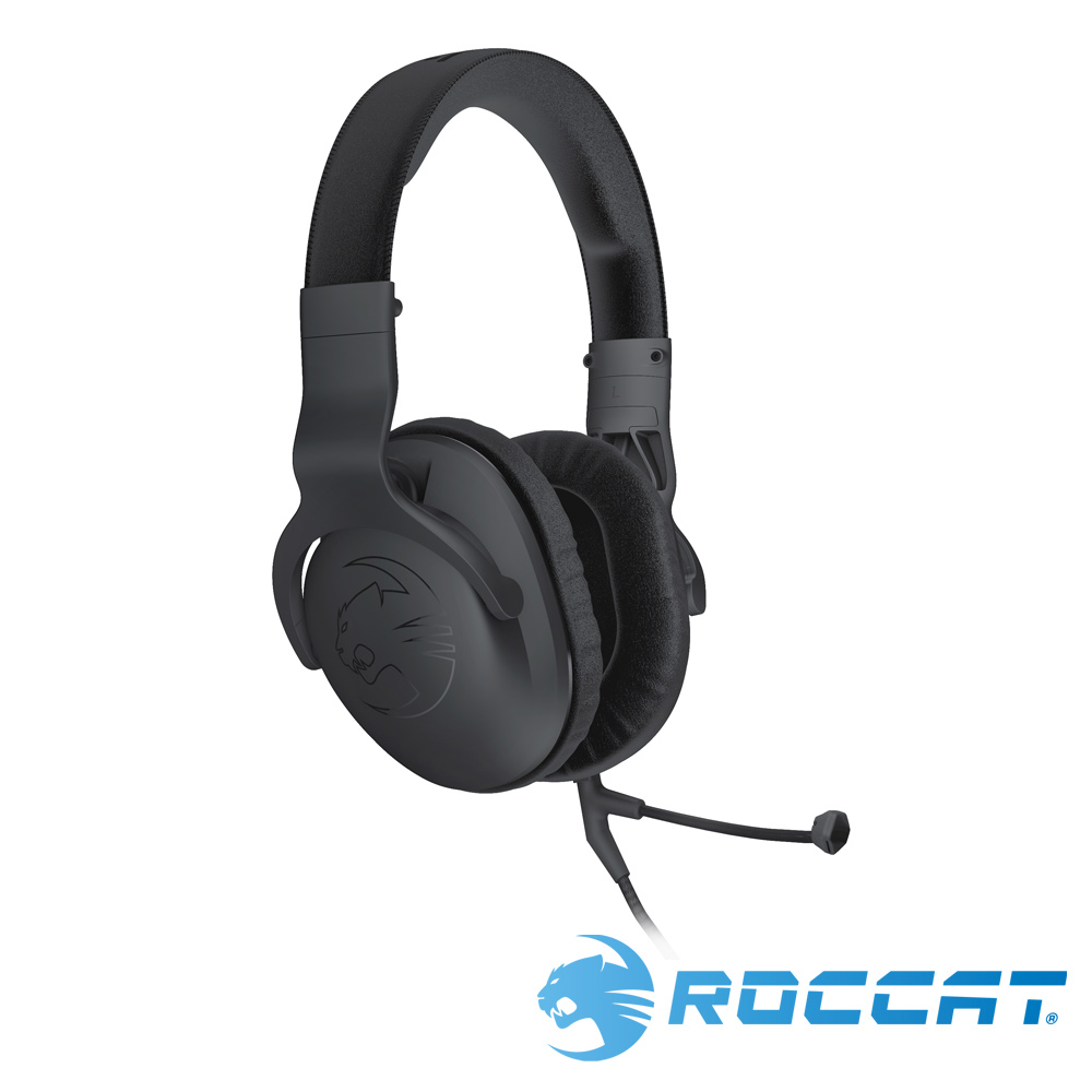 ROCCAT Cross電競耳機麥克風