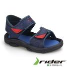 Rider 巴西 男幼童 RS 2 III運動涼鞋(深藍)