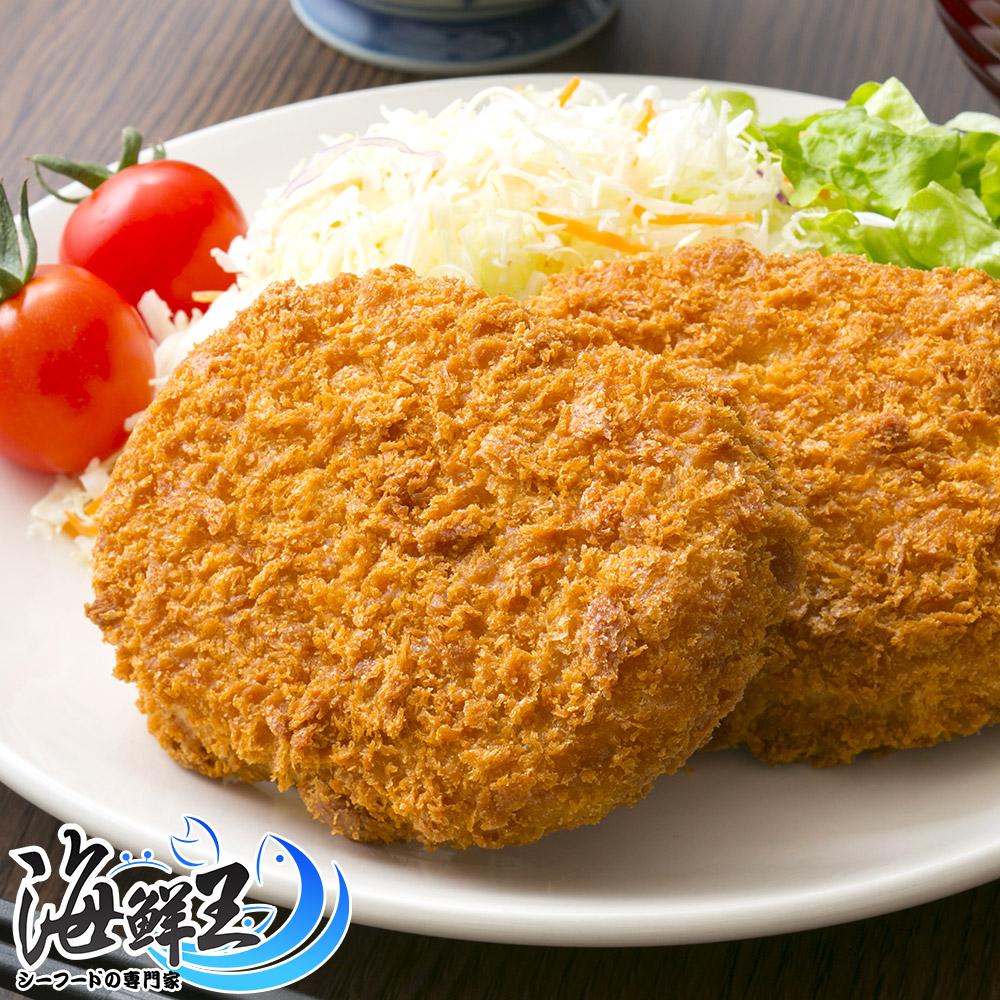【海鮮王】香酥蝦爆厚蝦排 *8包組(200g/包)