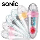 Sonic 超輕便可調式 雙迴旋削鉛筆機10入