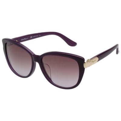 Salvatore Ferragamo 太陽眼鏡 (紫色)SF797SA