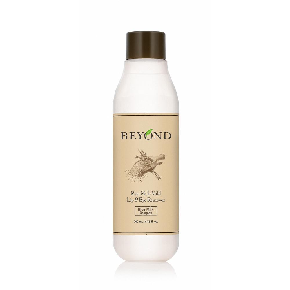 BEYOND 極淨溫和眼唇卸妝液 200ml