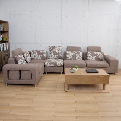 典雅大師 皮爾斯日式多變L型沙發(不分左右)