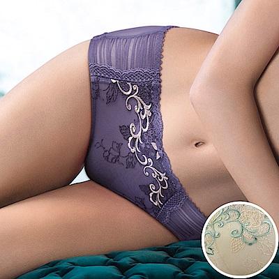 黛安芬-艾聖思典藏櫻草系列平口內褲 M-EL(櫻草鵝黃)