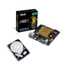 華碩J1900I-C主機板+TOSHIBA 1TB硬碟