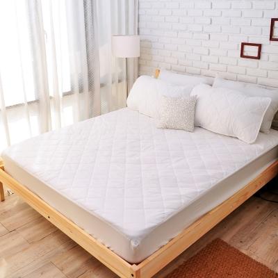亞曼達Amanda 超強防水保潔墊-床包式加大雙人