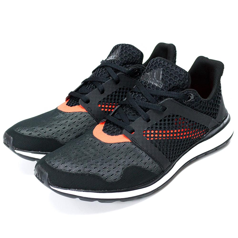 ADIDAS-ENERGY BOUNCE2男慢跑鞋-黑