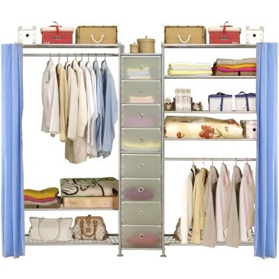巴塞隆納─W3型90+D+W5型90衣櫥置物櫃