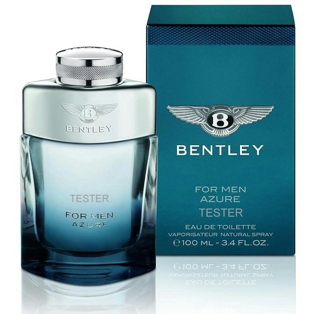 Bentley For Men Azure 賓利藍天淡香水 100ml Test