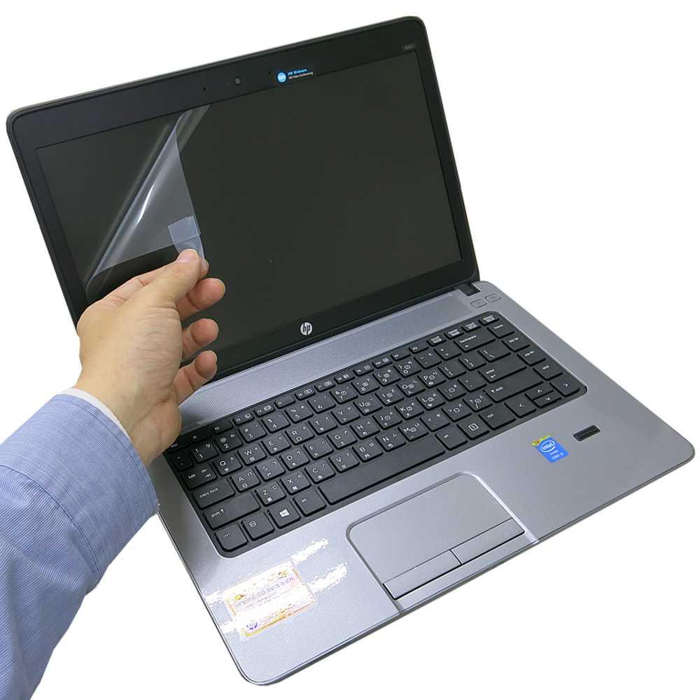 EZstick HP ProBook 440 亮面防藍光螢幕貼 靜電吸附