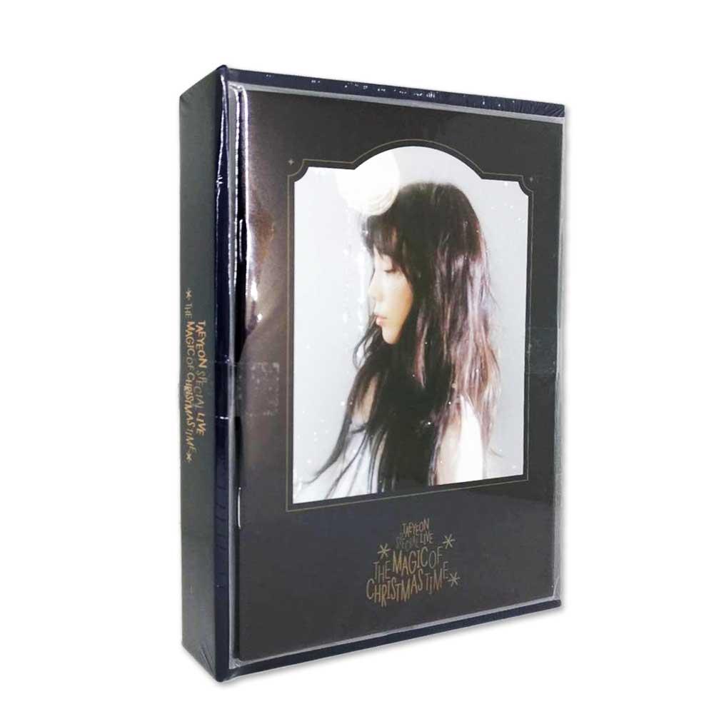 太妍 THE MAGIC OF CHRISTMAS TIME 豪華盤 雙DVD