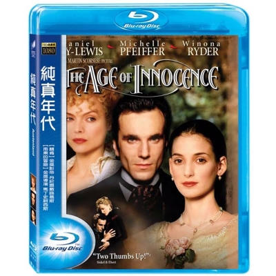 純真年代 The Age of Innocence  藍光 BD