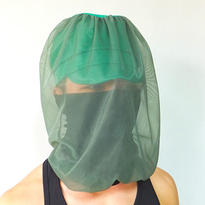 戶外防蚊頭罩