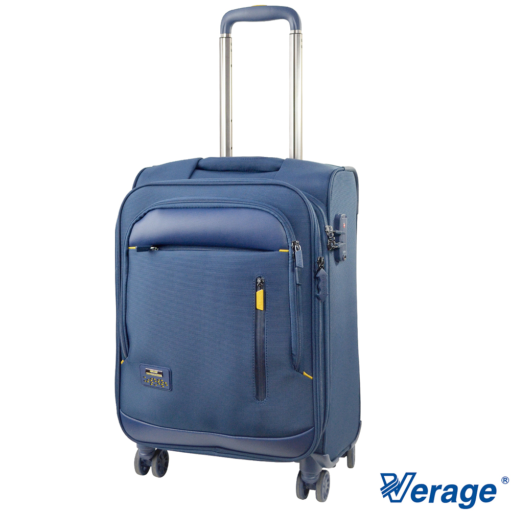 Verage維麗杰 19吋皇家典藏系列旅行箱(藍)