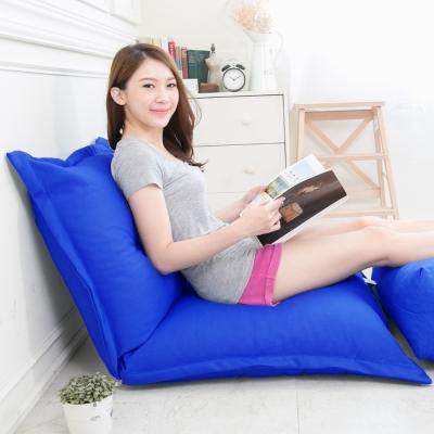 凱蕾絲帝-航空母鑑圓滿和室椅-藍