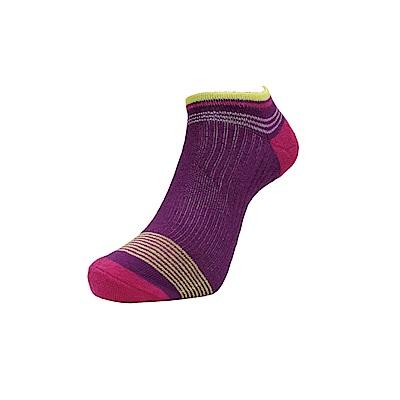 AREX SPOR 足弓支撐機能登山襪-女-紫