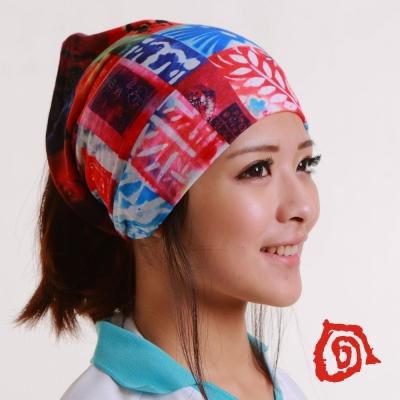 《KranGear》非洲之旅 魔術頭巾