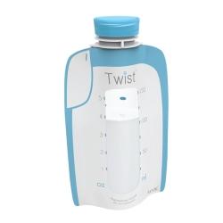 美國Kiinde Twist 180cc(20入)多功能母乳儲存袋1盒