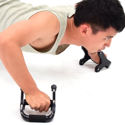 神合併-健美輪vs伏地挺身器(移動滾輪)-急速配