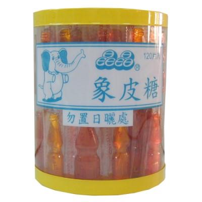 晶晶 象皮糖(120片)