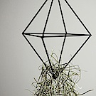 Dailylike 空間裝飾幾何掛飾-02鑽石S