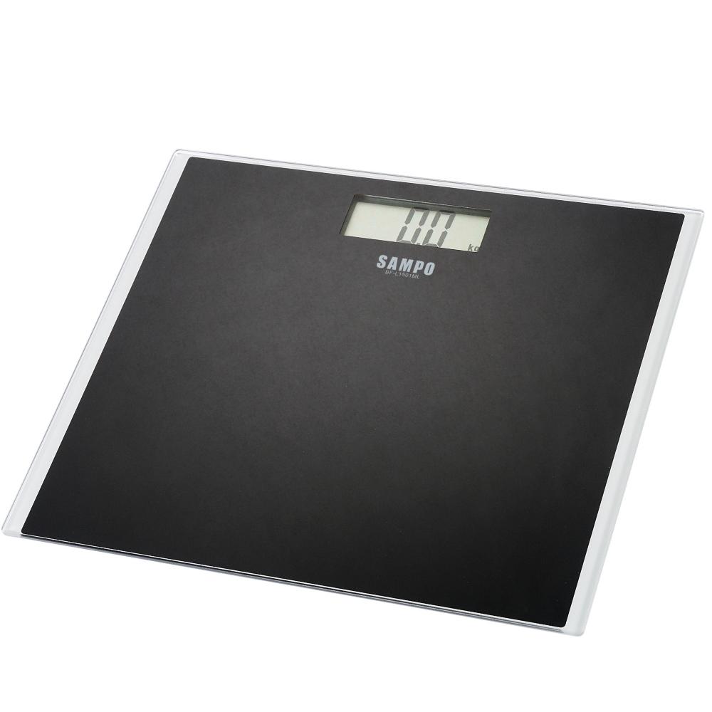 SAMPO聲寶超薄電子體重計(BF-L1501ML)